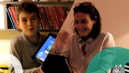 Edukily, l'application qui permet de lire des histoires et jouer à distance avec son enfant.