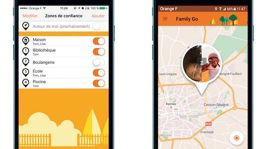 Family Go : la nouvelle offre d'Orange pour géolocaliser ses enfants au quotidien et pendant les vacances.