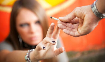 Marijuana: gare au risque de psychose chez les jeunes