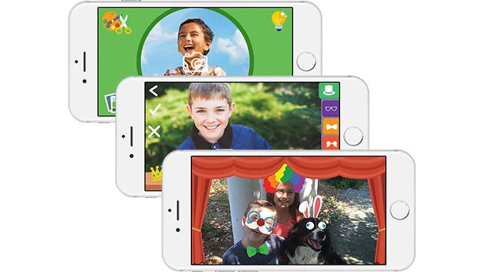 Pixlplay application mobile