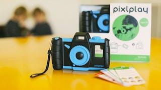 appareil photo Pixlplay