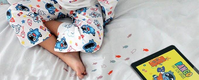 tiguidou-pyjama-application