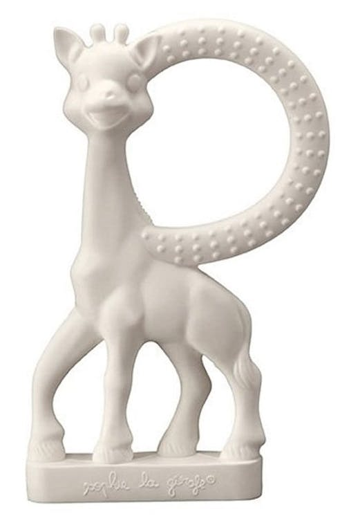 Biberons Mii Sophie la Girafe de Vulli - anneau de dentition