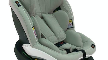 Le siège auto iZi Modular I-Size de BESAFE