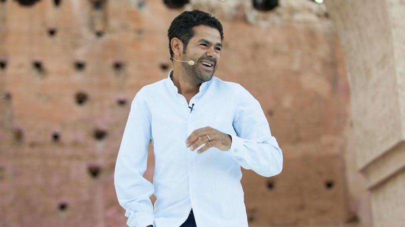 Jamel Debbouze critiqué par sa