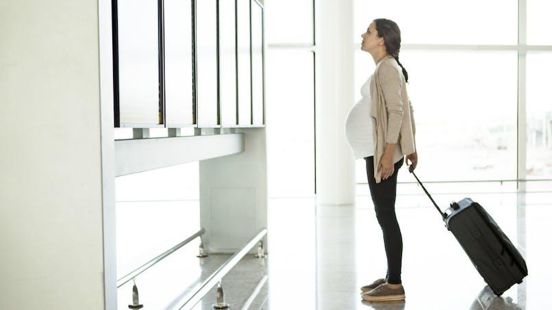 Grossesse: les recommandations pour bien voyager