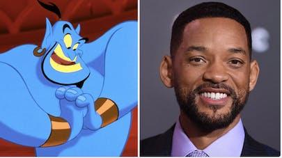 will smith dans le film Aladdin