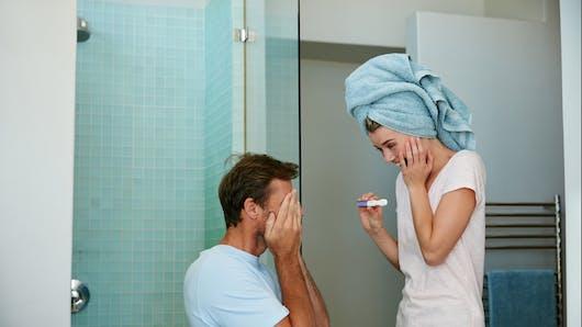 Annonce de grossesse : témoignages de pères