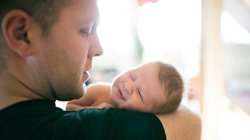 A quoi pense le père... quand Bébé se réveille la nuit ?