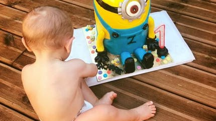 Un gâteau digne de Top Chef !