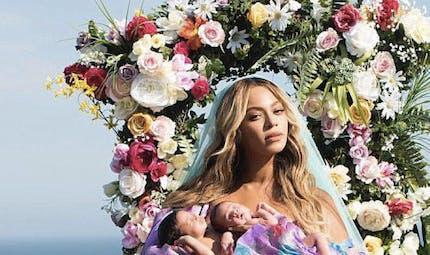 Beyoncé: le certificat de naissance des jumeaux publié