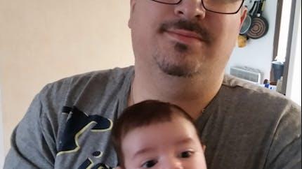 En attendant bébé : le témoignage de Cyrille, 39 ans, papa de Soann