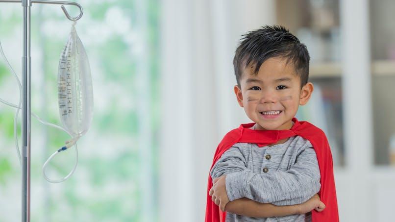 Une association améliore le séjour à l'hôpital des enfants