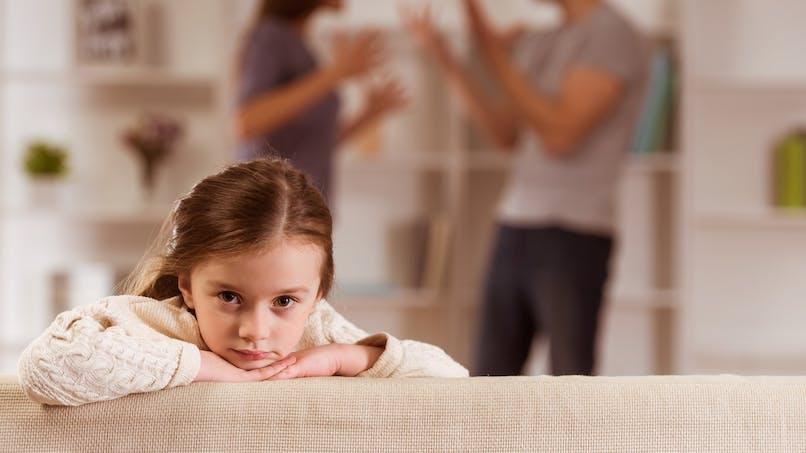 Obésité : elle touche plus les enfants de divorcés