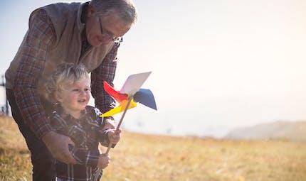 Grands-parents : 5 conseils pour être au top