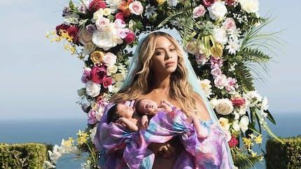 Beyoncé engage une équipe de 18 personnes pour ses jumeaux