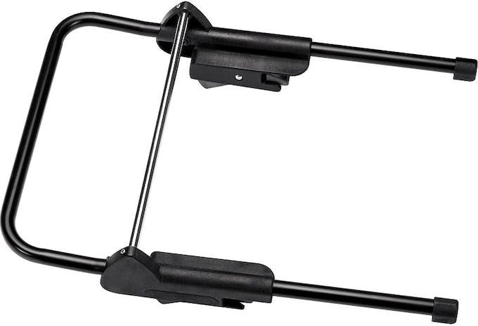 Poussette double Duette Piroet de Peg-Pérego - adaptateur nacelle navetta XL