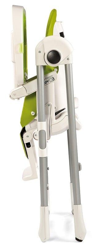 Chaise haute Prima Pappa Zero3 de Peg-Pérego - pliage