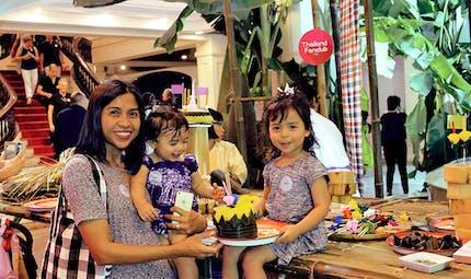 Maman du monde… en Thaïlande