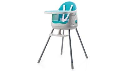 Chaise haute Multi Dine de Babytolove - bleu