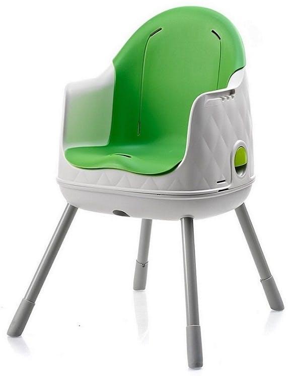 Chaise haute Multi Dine de Babytolove - chaise siège enfant vert lime