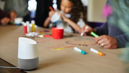 Simplifiez-vous la vie avec Google Home
