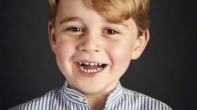 Prince George prépare sa rentrée des classes