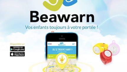 Beawarn, le bracelet GPS pour enfant