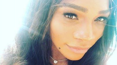 Serena Williams maman d'une petite fille