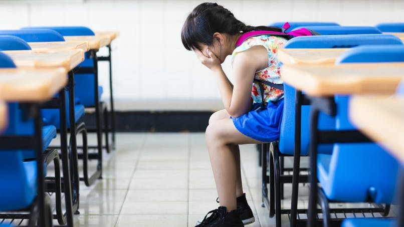 Que faire si mon enfant souffre de phobie scolaire?