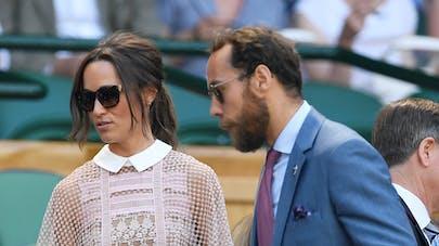 Pippa Middleton enceinte elle aussi!