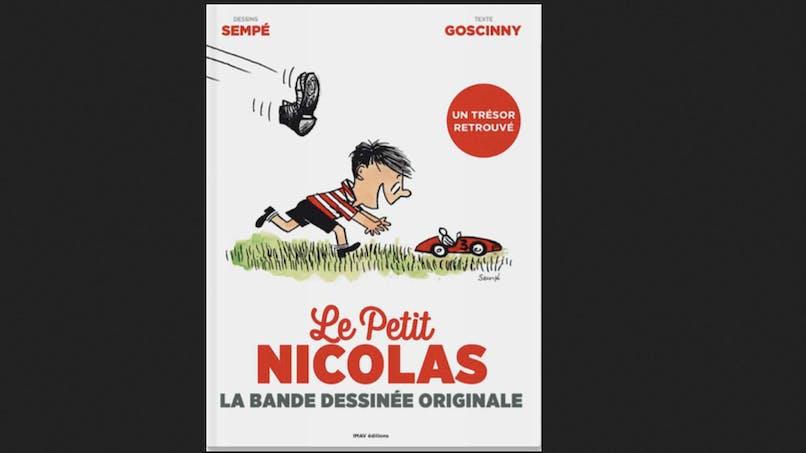 La BD originale du Petit Nicolas éditée!