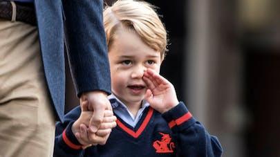 Le Prince George privé de « meilleur ami » à l'école