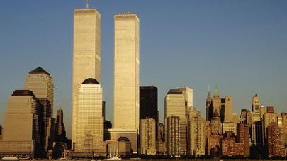 Twin towers New York