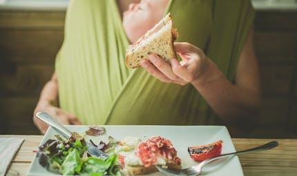 Régime après grossesse : 12 mois pour retrouver la ligne