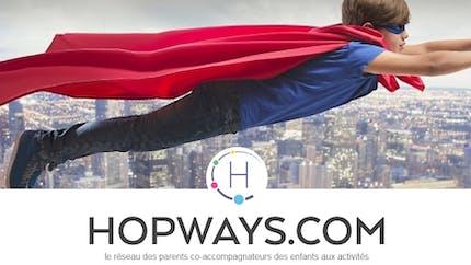 Hopways, le service de mutualisation des trajets avec enfants