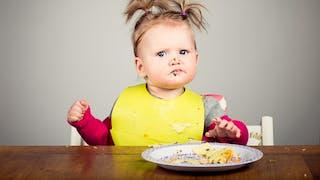 Alimentation : le sucré-salé pour bébé