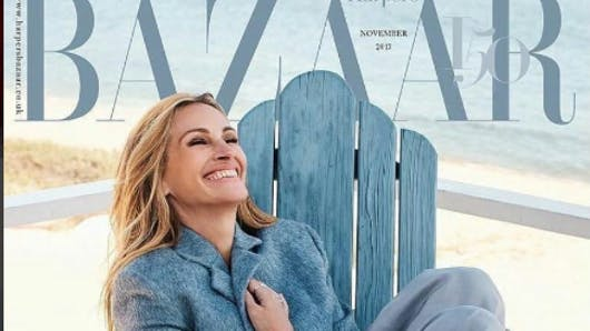 Julia Roberts: « J'ai envie d'impressionner mon mari et mes enfants. »
