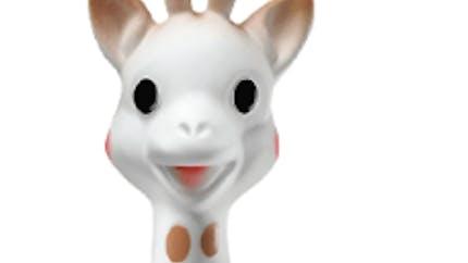Sophie la Girafe, le jouet le plus primé au monde!