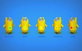 Urban Canaries de différentes couleurs