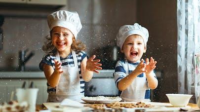 recettes à cuisiner avec son enfant
