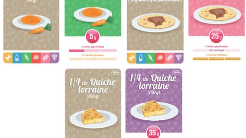 Enfants diabétiques: un jeu de cartes pour les aider à bien manger