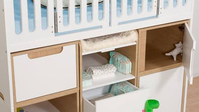 chambre bébé rêve de libellule