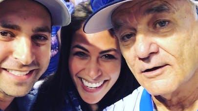 Bill Muray fait pleurer de futurs grands-parents