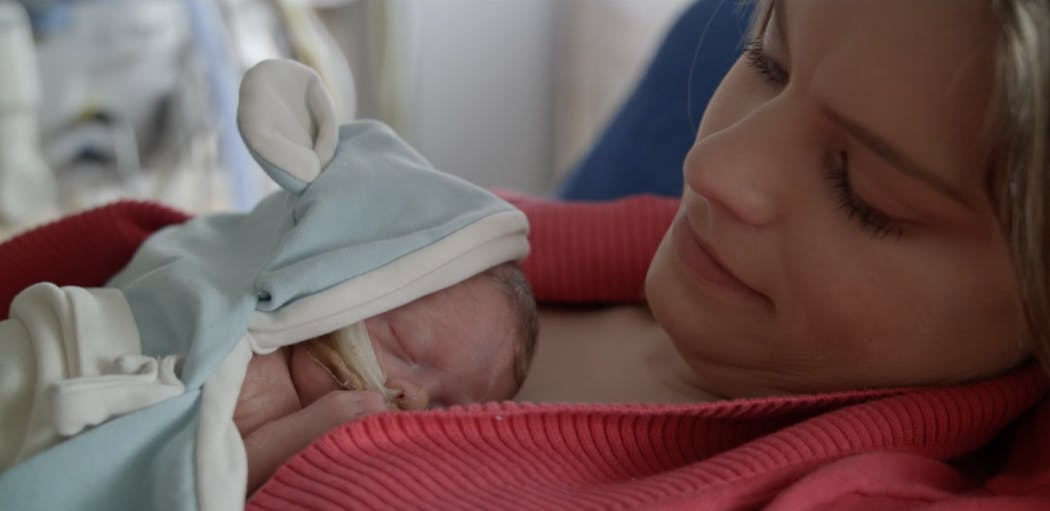 Hugsy bebe premature