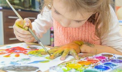 Peintures pour enfants: des produits dangereux en grande majorité