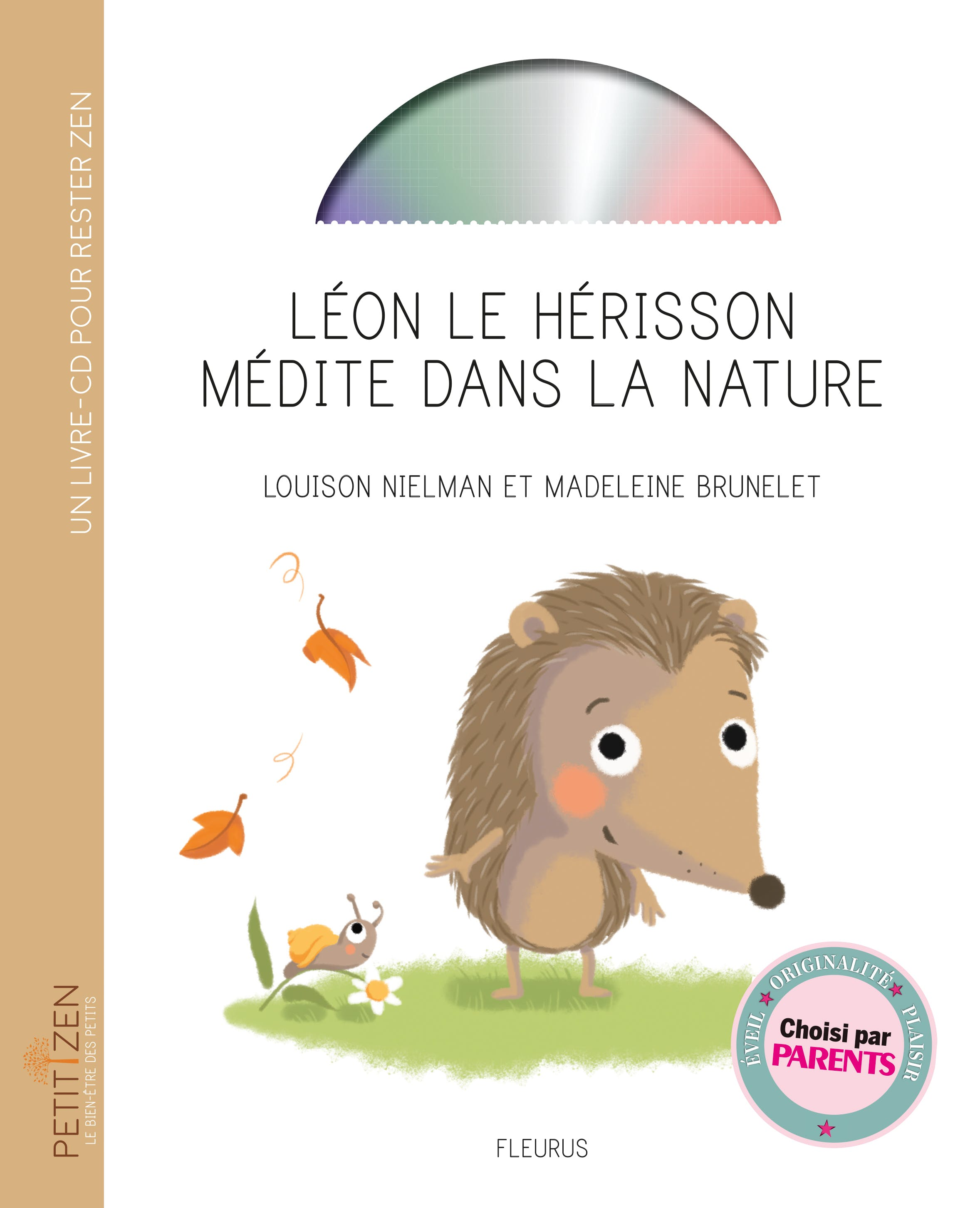 Leon Le Herisson Medite Dans La Nature De Fleurus Parents Fr