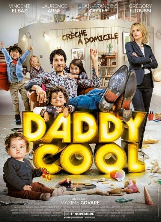 affiche du film Daddy cool