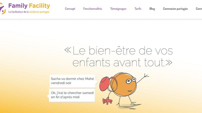 Family Facility, le service en ligne qui facilite le quotidien des familles séparées