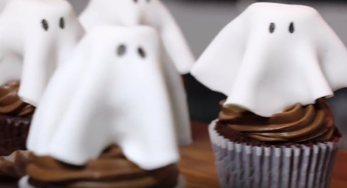 cupcake fantomes
